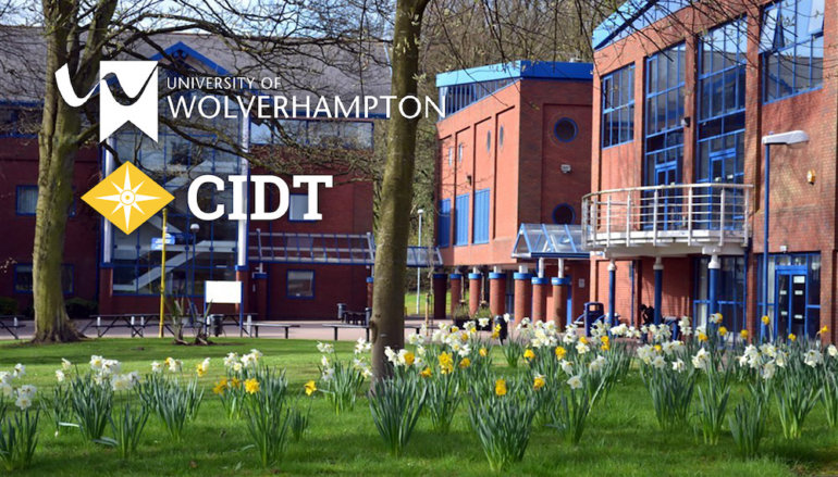 News from CIDT at the University of Wolverhampton