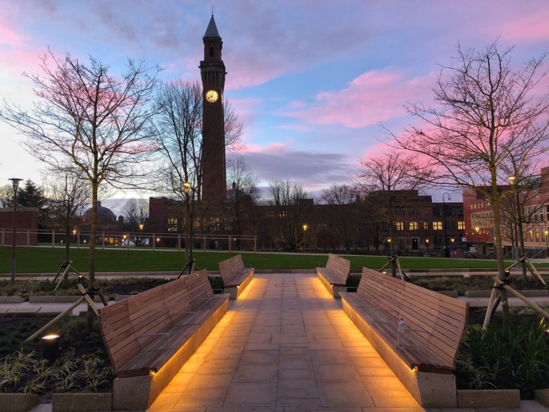 IDD, University of Birmingham Jobs