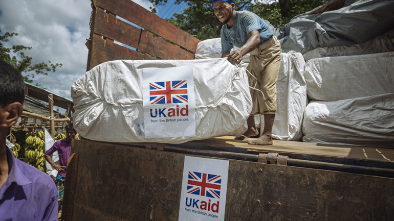 FCDO and the Future of UK Aid