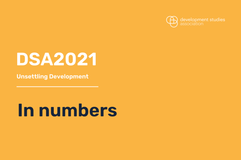 DSA 2021 in Numbers