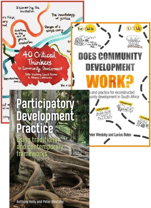 The Participatory Community Development book set